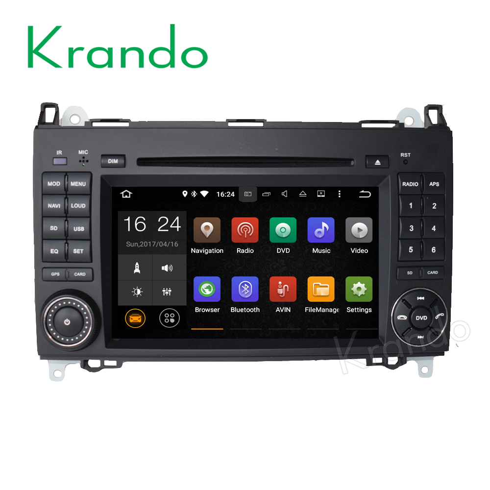 <strong>Android 5.1 BENZ A Class w169 2004-2012 KD-MB200</strong>O