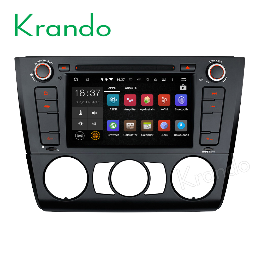 <b>Android 5.1 bmw 1 series e81 e82 e87 e88 2004-2011 KD-BW187</b>