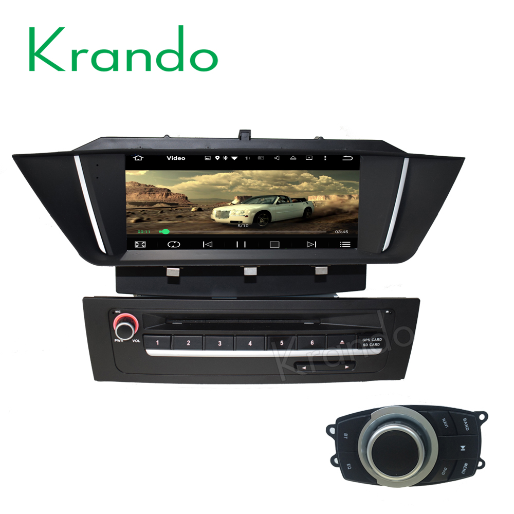 <b>Krando Android 5.1 car radio gps dvd player for bmw x1 e84 2009-2013 navigation multimedia system WIF</b>